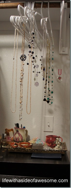 2 how i used to store my jewelry