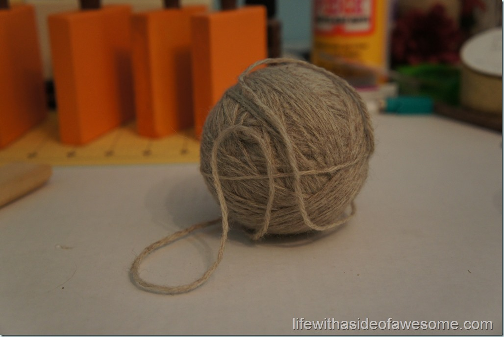 wool dryer ball part 2